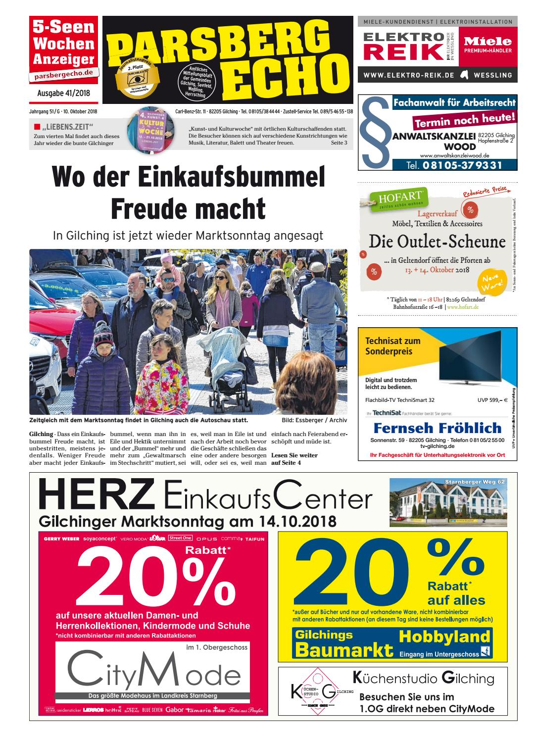 83f28c6a8dcc7d KW 41-2018 by Wochenanzeiger Medien GmbH - issuu