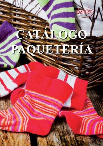 8c8282d88 Catalogo paqueteria sin precios Octubre 2018 by Sanflex - issuu