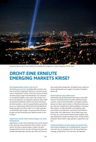 Page 6 of Droht eine erneute Emerging Markets Krise?