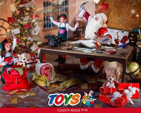 dbc0231114 Volantino Natale 2018 by Toyscenter - issuu