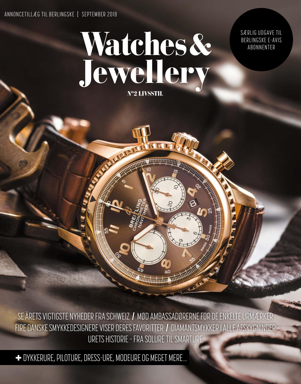 d532466fe29 Watches & Jewelry by partnermedier - issuu