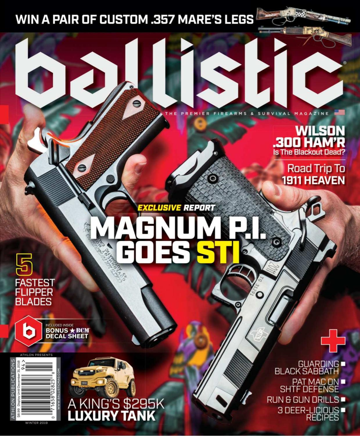 4424dba2db663 BALLISTIC - Winter 2019 by Vadim Koval - issuu