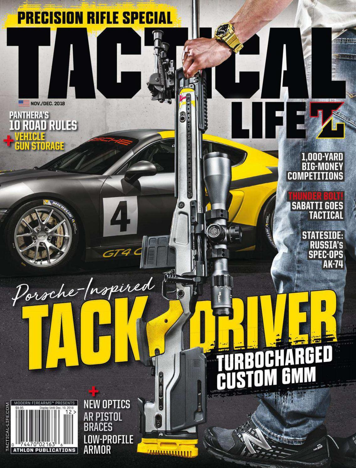 Tactical Life November December 2018 by Vadim Koval - issuu