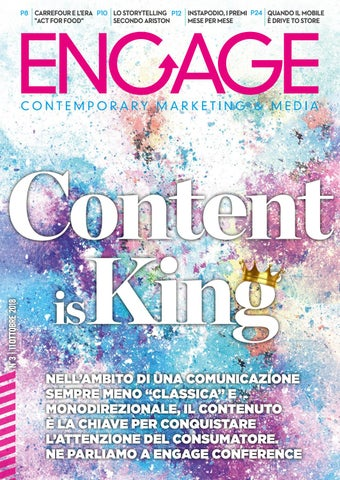 24141d530022 Engage - Contemporary marketing   media n.3 del 2018 by Engage - issuu