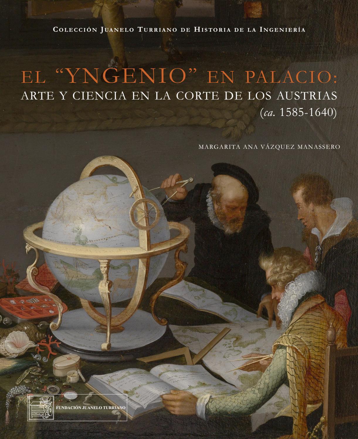 Palacio Issuu En Fundación Yngenio By Turriano Juanelo El QdxoerCEWB