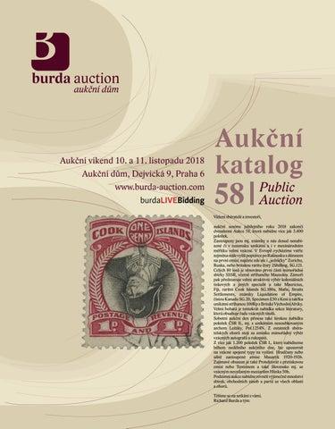 f8e46dad89 Public Auction 58 by Burda Auction s.r.o. - issuu