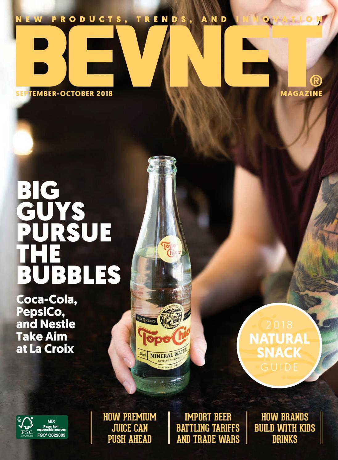Bevnet Magazine September October 2018 By Bevnetcom Issuu Milo Cube 100 Pcs Free Bubble Wrapp