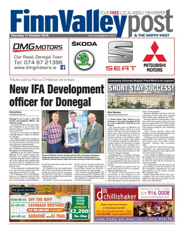 33dee31cc65af1 Thursday 11 October 2018 by River Media Newspapers - issuu