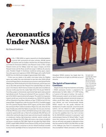 Page 38 of Aeronautics Under NASA