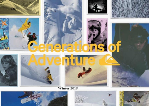 2502f56fe Quiksilver_snow_winter2019 by World Sport SRL - issuu
