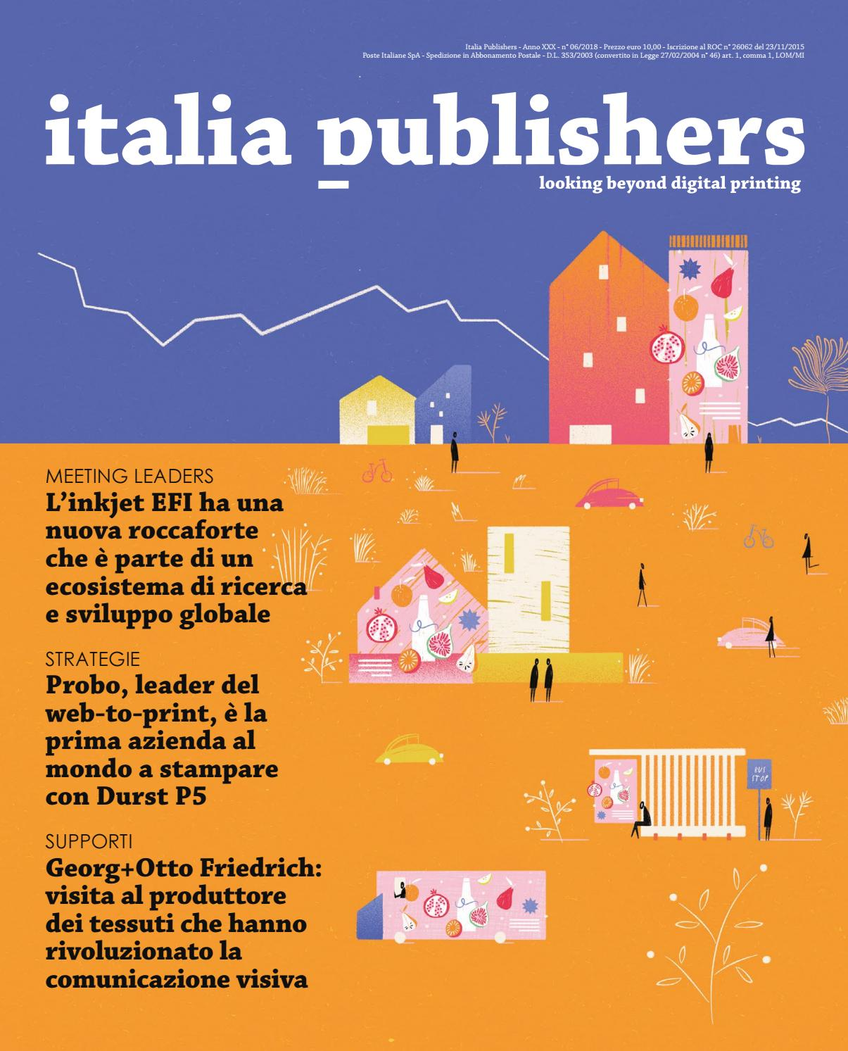 237a62c87a Italia Publishers 06/2018 by Density - issuu
