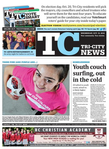 9b9aa3447 Tri-City News October 10 2018 by Tri-City News - issuu