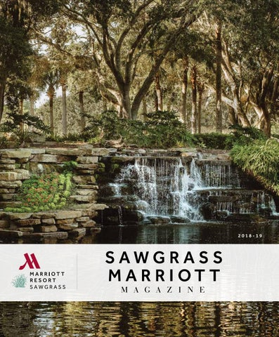 Sawgrass Marriott Guest Book 2018-19 by Castaway Publishing, Inc