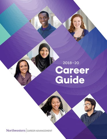 2a4fbce74 NCA Career Guide 2018-20 by Northwestern Career Advancement - issuu