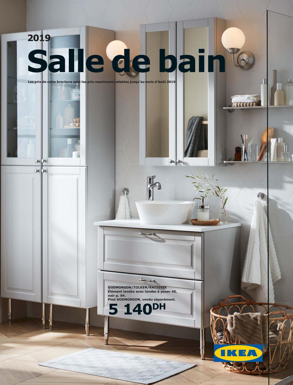 Pied Meuble Salle De Bain Ikea ikea sdb 2019 frlecatalogue - issuu