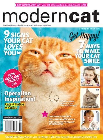 266bfbb4 Modern Cat Spring/Summer 2015 by Modern Cat Magazine - issuu