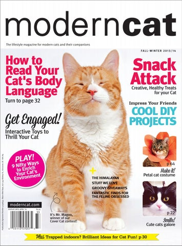 ec4e71e06e Modern Cat Fall/Winter 2013 by Modern Cat Magazine - issuu