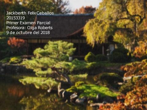 Diseno De Jardin Japones By Jackberth Issuu