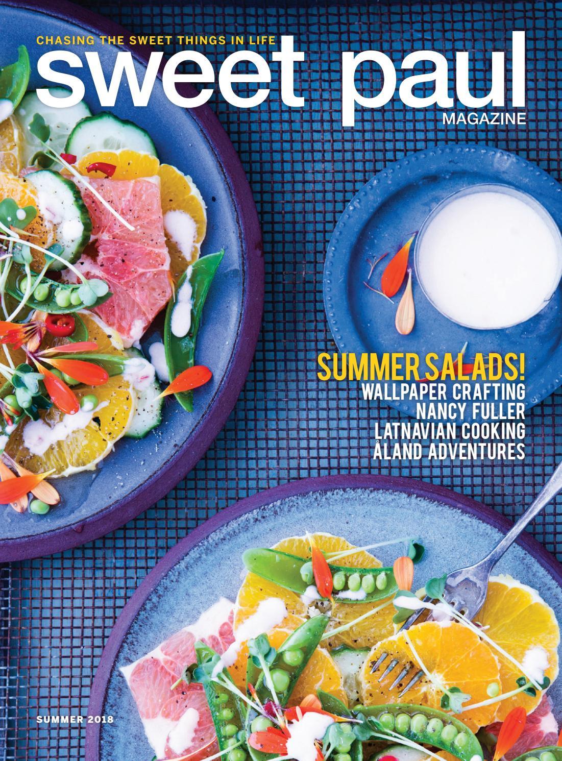 Sweet Paul Summer 2018 By Sweet Paul Magazine Issuu