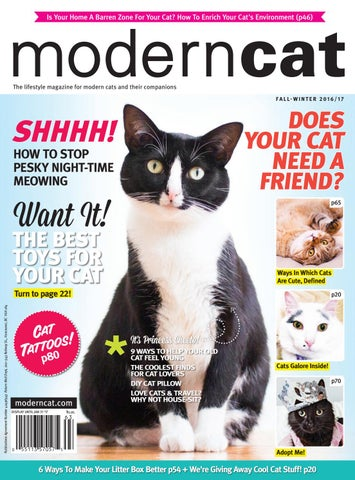 c774c85f9772 Modern Cat Fall/Winter 2016 by Modern Cat Magazine - issuu
