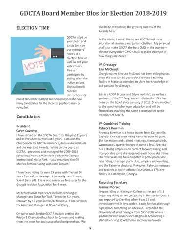 Page 5 of Election Time!
