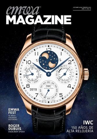 75c289fbfdb8 EMWA Magazine No.34 - Octubre 2018 by EMWA - issuu