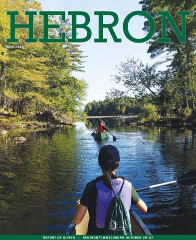 2f92ebae41b4 Hebron Magazine, Fall 2018 by Hebron Academy - issuu