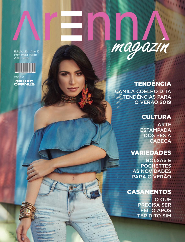 0ce03f734 Revista Arenna | Edição 22 | Primavera Verão by Editora Três Regiões - issuu