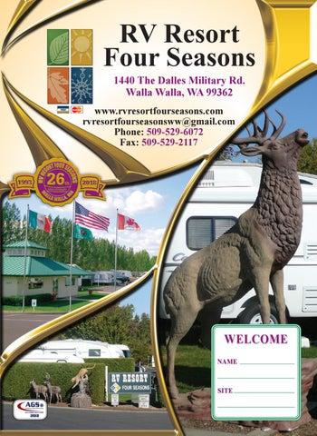 RV Resort Four Seasons by AGS/Texas Advertising - issuu