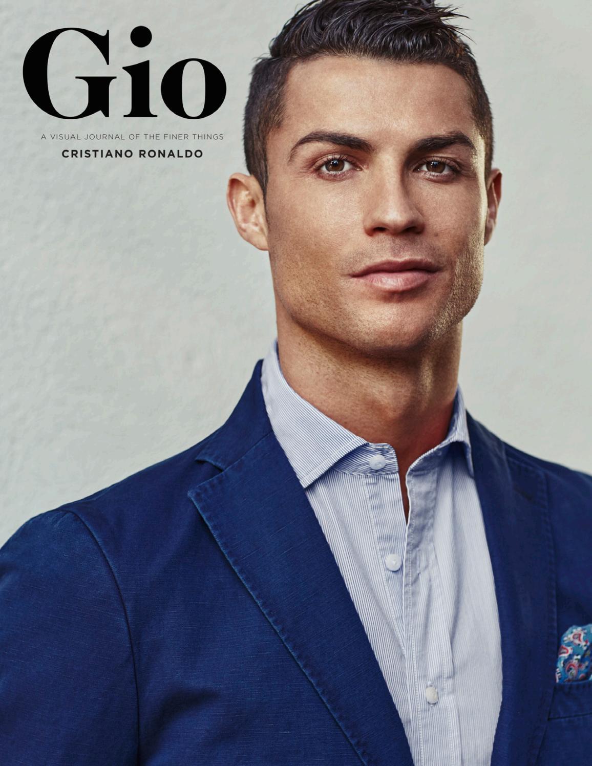 5f7a19dbf37 Gio Journal - Cristiano Ronaldo by giojournal - issuu