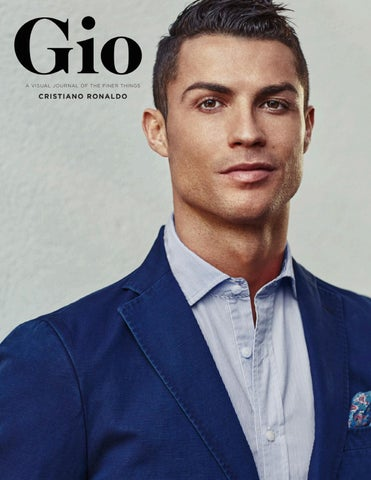 2126a4570388 Gio Journal - Cristiano Ronaldo by giojournal - issuu