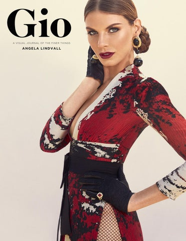 Gio Journal -Angela Lindvall by giojournal - issuu