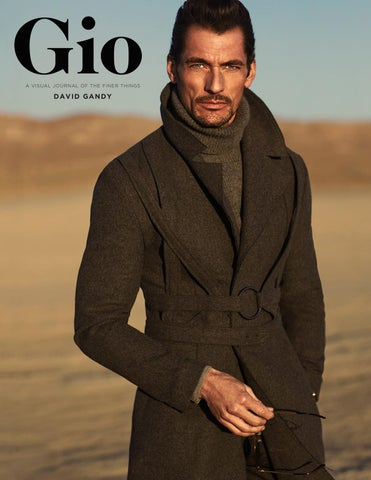 1a9458d73 Gio Journal - David Gandy by giojournal - issuu