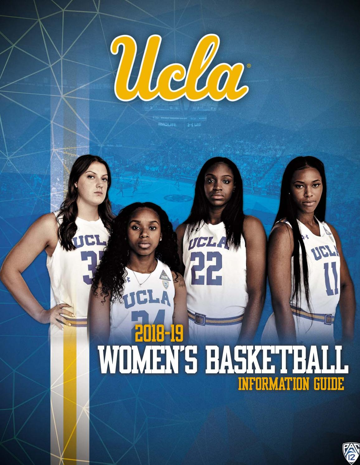 2018-19 UCLA Women s Basketball Information Guide by UCLA Athletics - issuu ee6d78c4e513