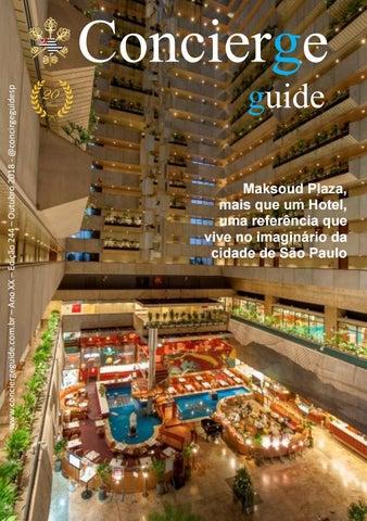 a813ae841fd Revista Concierge Guide - Edição 244