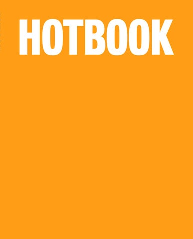 timeless design ae0fb a805b HOTBOOK 023 by HOTBOOK - issuu