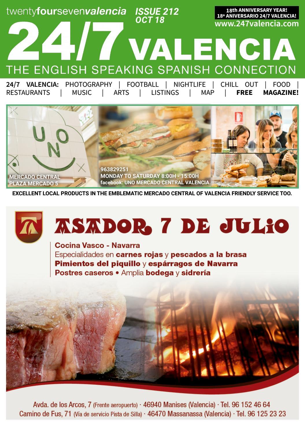 Ana Ros Española Porno 24/7 valencia' october edition 2018247 valencia - issuu