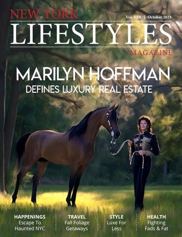 New York Lifestyles Magazine October 2018 By New York Lifestyles