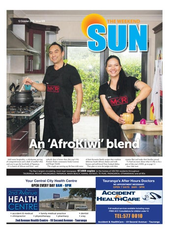 The Weekend Sun - 12 October 2018