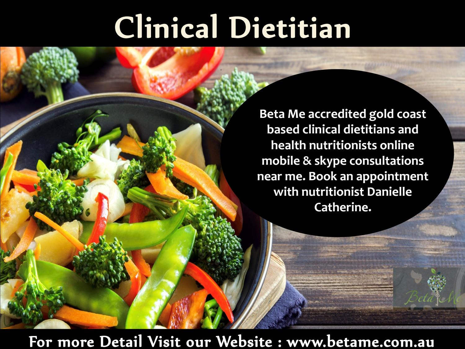 Clinical Nutrition By Beta Me Issuu