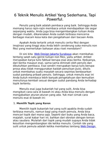 English Writing Tips By Fabiola Issuu