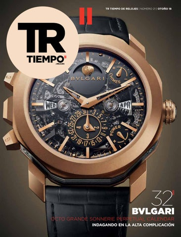 da90a081b Tr tiempoderelojes numero 21 by Ed-Tourbillon.Spain - issuu