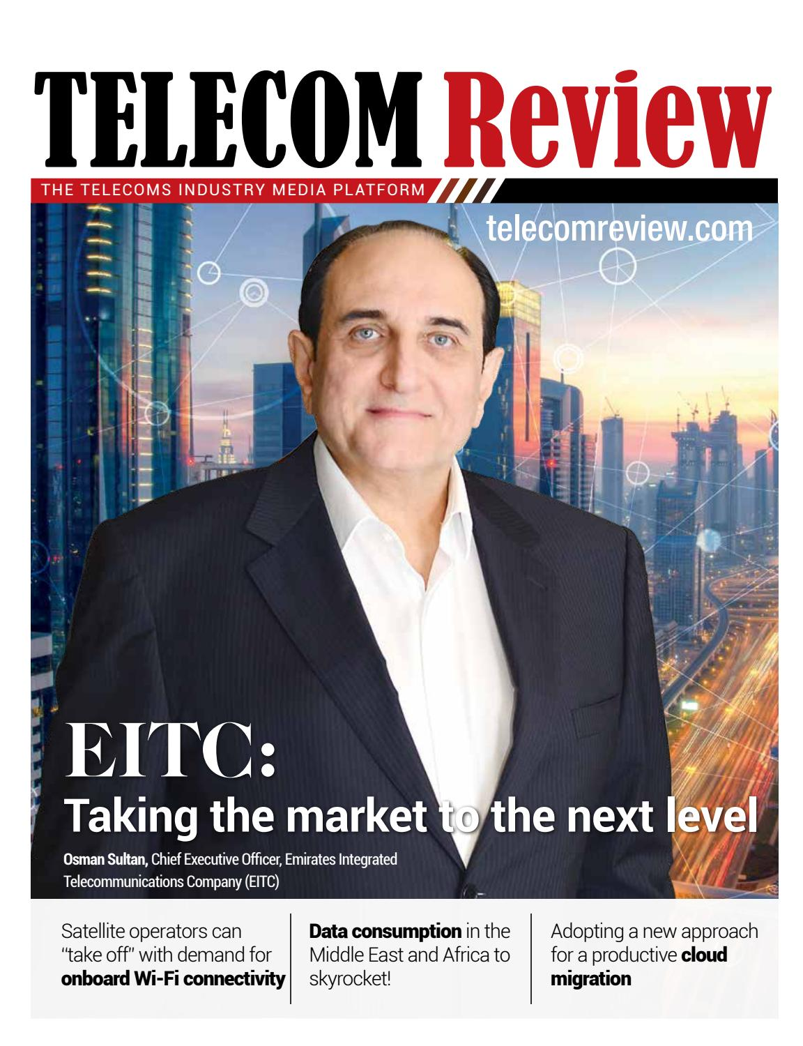 Telecom Review October 2018 by tracemedia - issuu