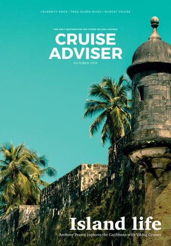 77dd052138b8 Cruise Adviser – December 2018 by Waterfront Publishing - issuu