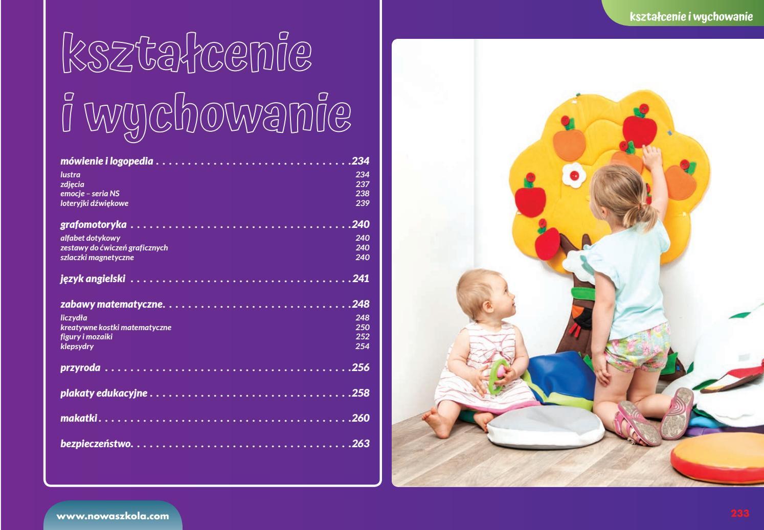 Katalog Maluch + Opieka Żłobkowa 2018/2019 (Kształcenie i Wychowanie