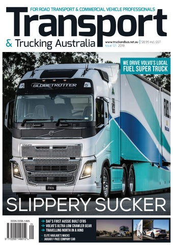 TRANSPORT & TRUCKING ISSUE 121 by Transport Publishing