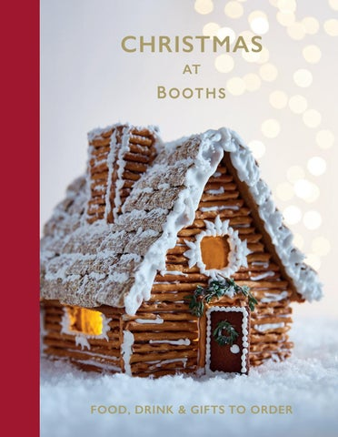Booths Christmas Book 2018 By Booths Issuu