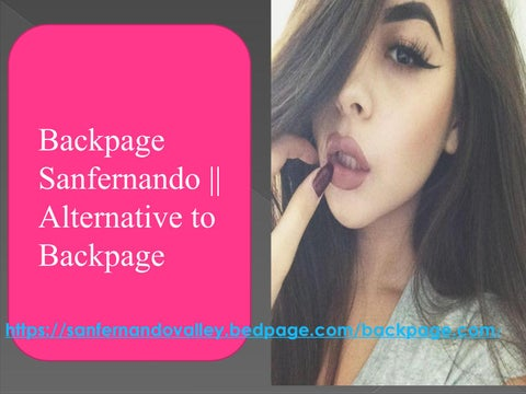 Backpage en san fernando-4957
