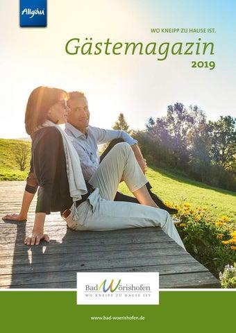 Bad Wörishofen Gästemagazin 2019 By Bad Wörishofen Issuu