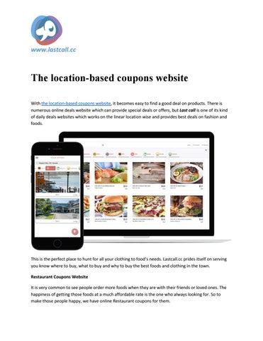 Lastcall Online Daily Deals Websites By Henryaaric Issuu
